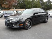 Options:  2012 Ford Fusion Sel|Miles: 44524Color: