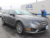 This 2012 Ford Fusion 4dr SEL Sedan 4D features a 2.5L