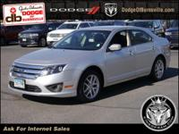 Options:  2012 Ford Fusion 4Dr Sdn Sel Fwd|Front Wheel