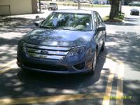 Options:  2012 Ford Fusion  Sel  Leather All Power