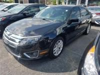 New Arrival! This 2012 Ford Fusion SEL will sell fast