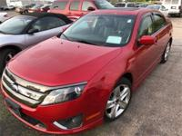 Red Candy Metallic Tinted Clearcoat 2012 Ford Fusion