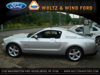 Rear Wheel Drive, Power Steering, 4-Wheel Disc Brakes,