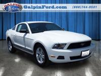 2012 Ford Mustang 2dr Car V6 Our Location is: Galpin