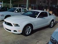 2012 Ford Mustang 2dr Car V6 Premium Our Location is: