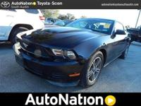 2012 Ford Mustang Our Location is: AutoNation Toyota