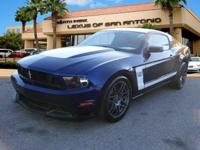 GREAT MILES 20,422! Boss 302 trim. CD Player, iPod/MP3
