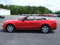 Driving topless ! Late Model 2012 Ford Mustang