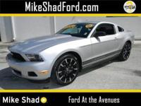 2012 FORD Mustang Coupe 2dr Cpe V6 Our Location is:
