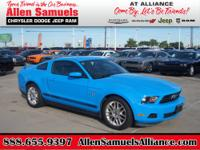 This 2012 Ford Mustang might be the one you've been