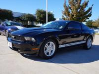 2012 FORD Mustang COUPE Our Location is: Westway Ford -