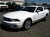Our 2012 Ford Mustang has a vivacious V6 and adept