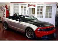 THIS IS #1 OF A LINE OF THOROUGHBRED 2012 Ford Mustang