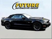 Come see this 2012 Ford Mustang GT. Its transmission