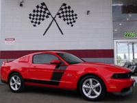 Options:  2012 Ford Mustang Gt Premium 2Dr