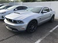 Recent Arrival! Ingot Silver Metallic 2012 Ford Mustang