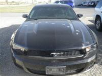 *LOCAL TRADE*. Mustang V6 Premium, 2D Coupe, 3.7L V6