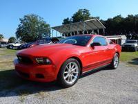 Options:  2012 Ford Mustang V6|Miles: 69116Color: Lava