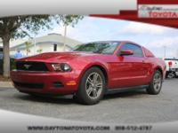 2012 Ford Mustang V6 Coupe, *** LEATHER *** ALLOY