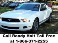 2012 FORD MUSTANG 30k miles logged - Performance White