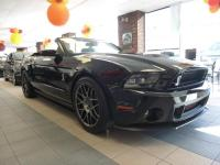 2012 Shelby GT 500 Convertible With Navigation!! Only
