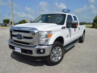 This very clean, well maintained Ford F250 XL CrewCab