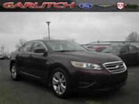 Be sure to take a look at this 2012 Ford Taurus, all