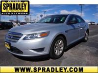 2012 Ford Taurus 4dr Car SE Our Location is: Spradley