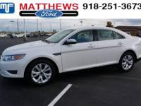 2012 Ford Taurus 4dr Car SEL Our Location is: Matthews