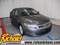 2012 Ford Taurus Crossover SEL Our Location is: Richard