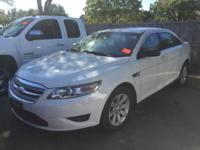 We are excited to offer this 2012 Ford Taurus. Only the
