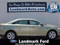Our 2012 Taurus SEL is more than just competent; it's 1