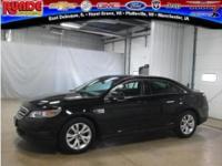 Exterior Color: black, Body: Sedan, Engine: 3.5L V6 24V