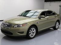 This awesome 2012 Ford Taurus comes loaded with the