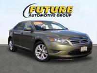 Look at this 2012 Ford Taurus SEL. Its Automatic
