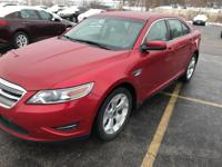 Check out this gently-used 2012 Ford Taurus we recently