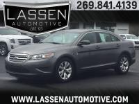 Options:  2012 Ford Taurus 4D Sedan Sel|Dark