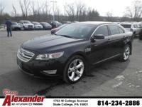 2012 Ford Taurus SHO. Serving Lewisburg, Williamsport,