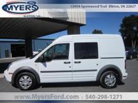 Exterior Color: frozen white, Body: Cargo Van, Engine: