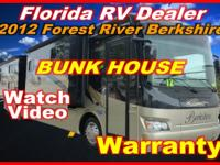 2012 Forest River Berkshire 390 BH Berkshire 390 BH