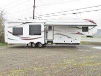 2012 Forest River Cardinal Luxury 5th wheel 3675RT...3