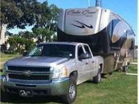 2012 Forest River Cedar Creek Touring Edition In