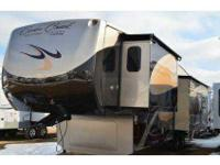2012 Forest River Cedar Creek M36CKts 5th Wheel. 39.5