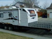 2012 Forest River Cherokee Wolf Pack M-21WP. 2012
