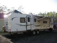 2012 Forest River Flagstaff 831 FLSS. 32 feet in