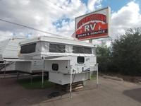 2012 Forest River Palomino Bronco Truck Camper Model: