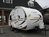 """Model: 2012 Forest River R-Pod Series RP 172 16'4""""VIN #"""