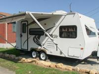 2012 Forest River Rockwood Mini Lite 1809s, fully