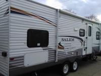 2012 Forest River Salem Travel Trailer, Length: 27,