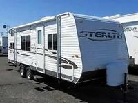 2012 Woodland River Stealth CSFT2150. Secondhand